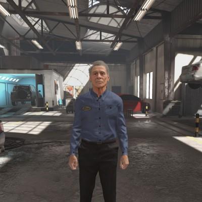 Environment Garage 1