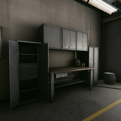 Environment Garage 6