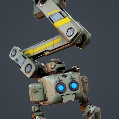 Robot Character 5