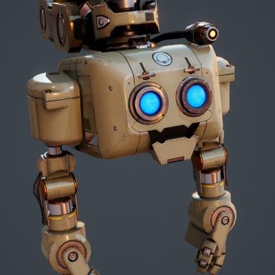 Robot Character 6