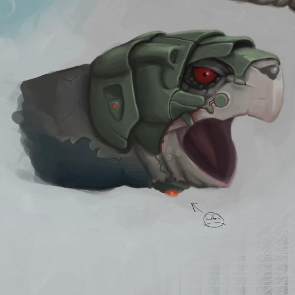 Turtle heads designs