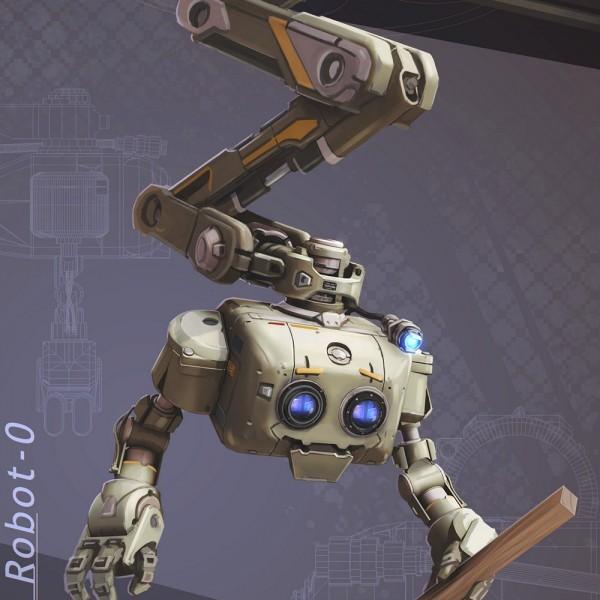 Builder Robot Concept