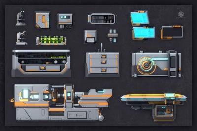 Lab Equipment 2