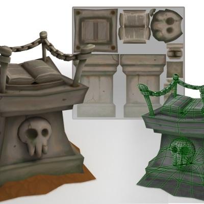 Big grave