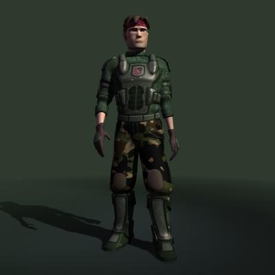 Team V: Hero