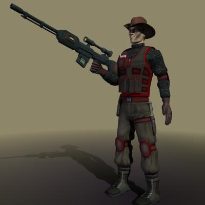 Team V: Sniper