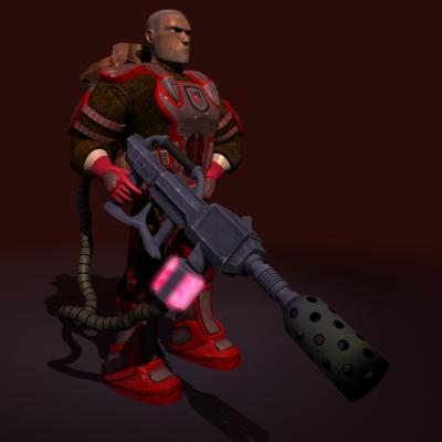 Team V: Brute