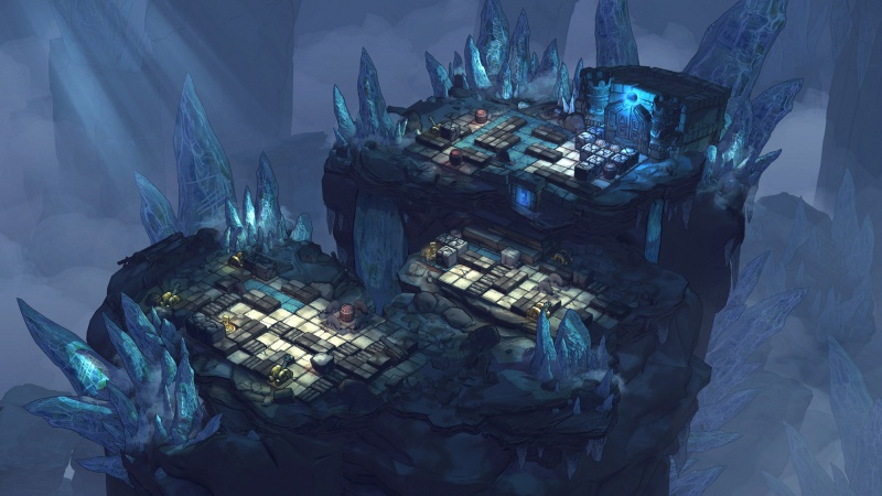 Environment Design 3d: Icecave 2