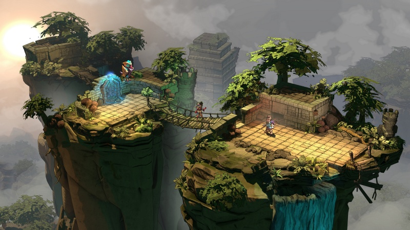 Environment Design: Jungle 2