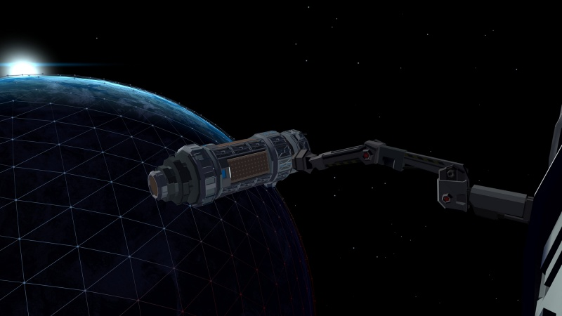 Environment ISS 1