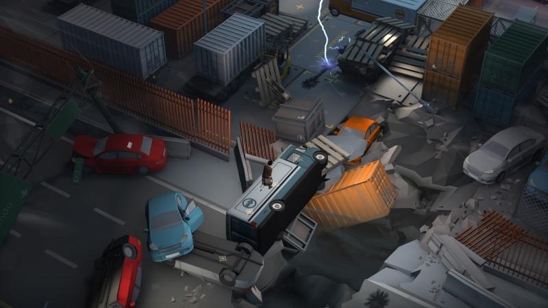 Environment Orlando Warehouse 2