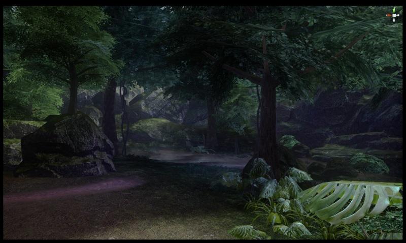 Kong Skull Island 3 - Dark forersts