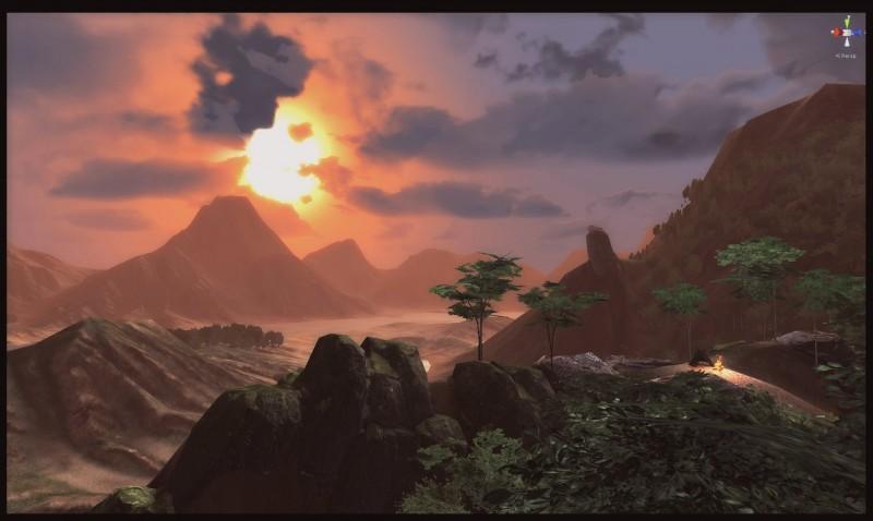Kong Skull Island 7 - Sunset