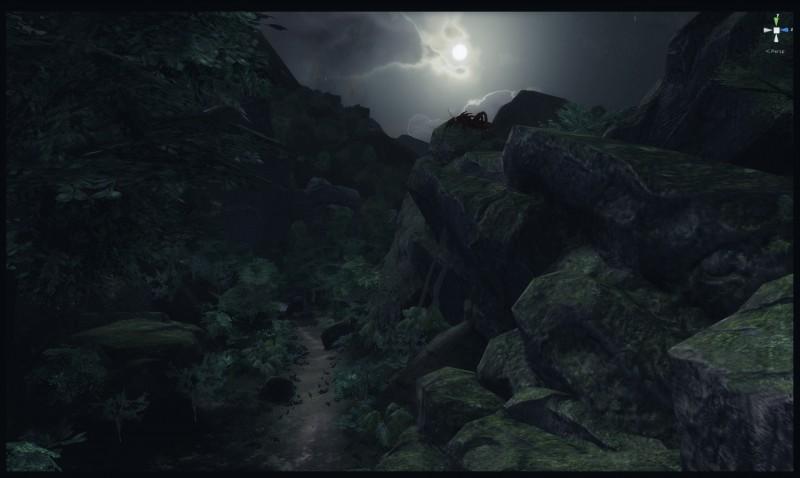 Kong Skull Island 8 - Full moon