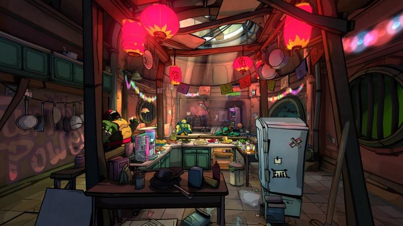 Environment Kitchen