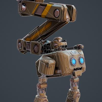 Robot Character 13