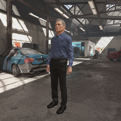 Environment Garage 2