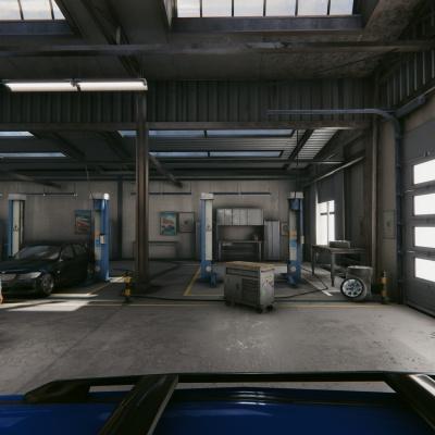 Environment Garage 4