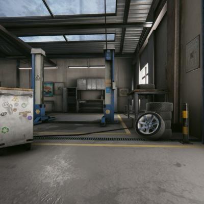 Environment Garage 5