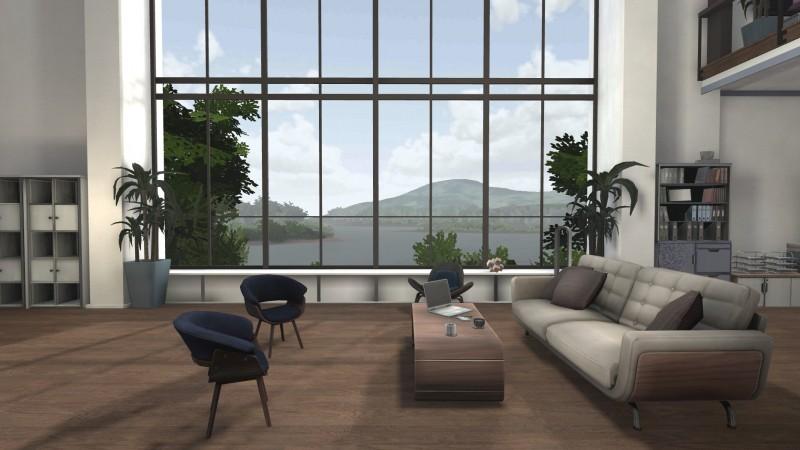 Environment Lounge 1