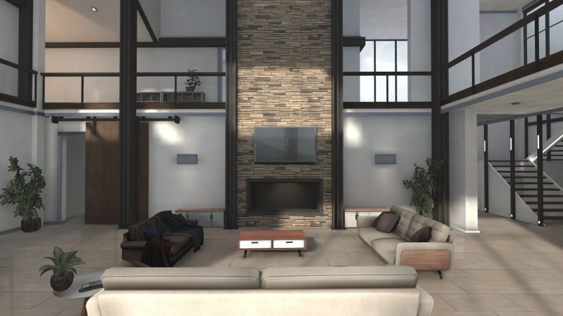 Environment Lounge 3
