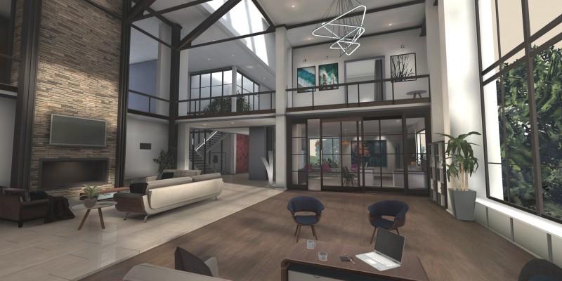 Environment Lounge 6