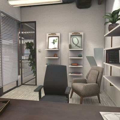 Environment Middle Management Office 4
