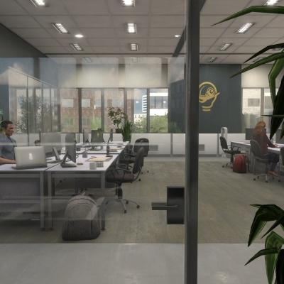 Environment Demo Office 4