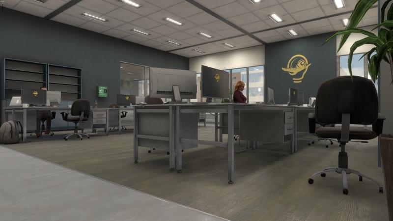 Environment Demo Office 6
